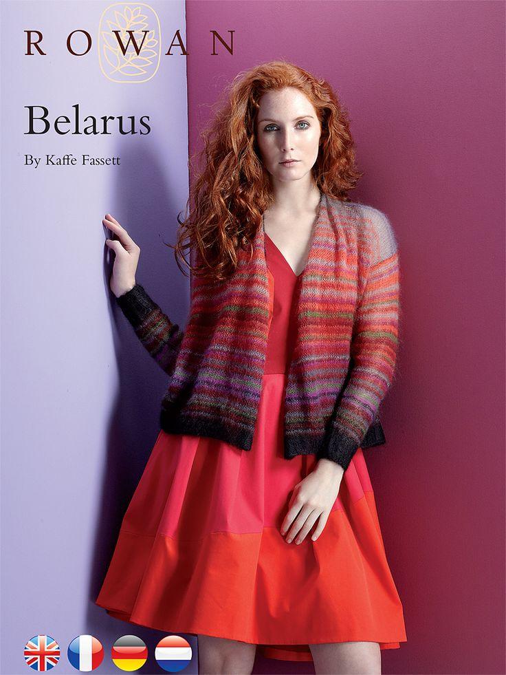 Ravelry: Belarus pattern by Kaffe Fassett