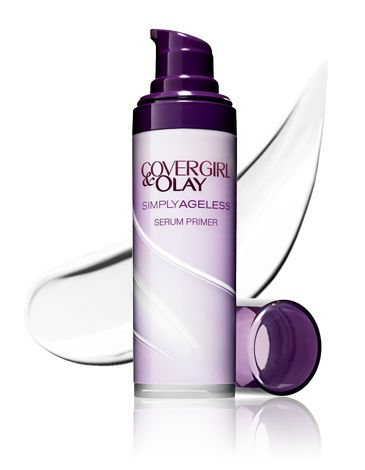 $15 BUY NOW Ever wonder how faceprimer creates such a smooth canvas for makeup application? The secret lies in its anti-aging elements. For example, this prepping formula from CoverGirl was developed alongside the Olay Regenerist complex in order to increase elasticity and smooth your complexion for easy application and youthful-looking skin.