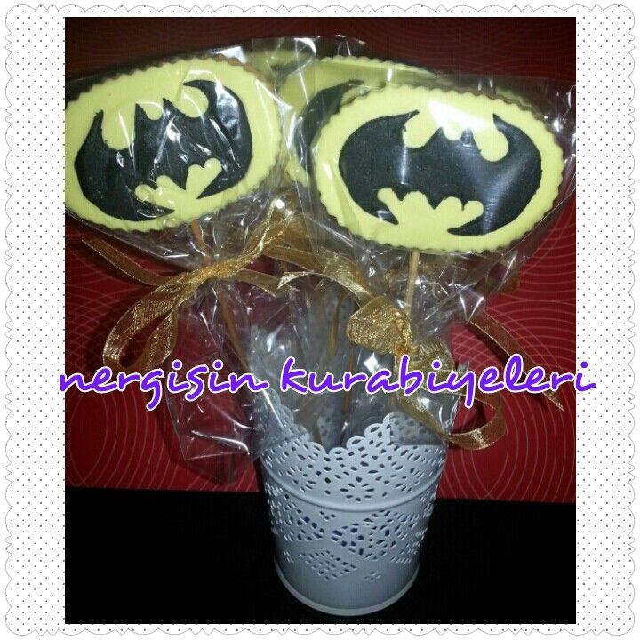 Batman kurabiyeler