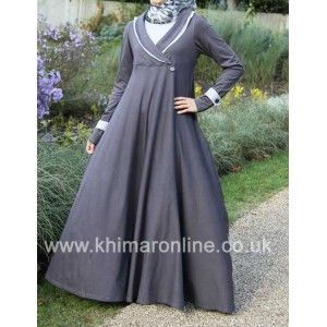 Coat Flare - Casual Abayas, Sporty Abayas, Designer Abayas, Trendy Abayas, Buy online with Kimar UK