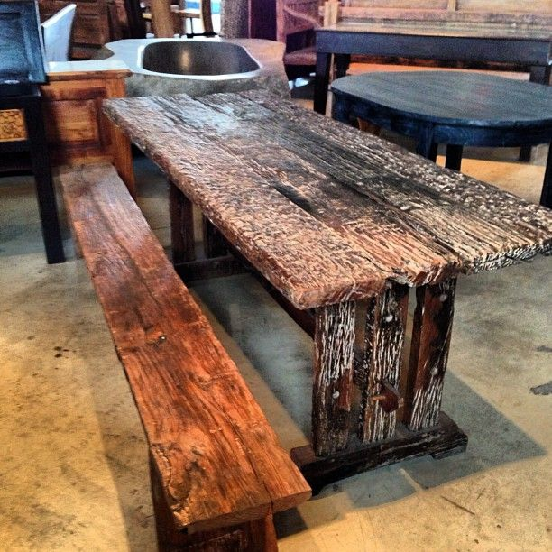 38 best i found a bunch of railroad ties now what for Outdoor furniture zimbabwe