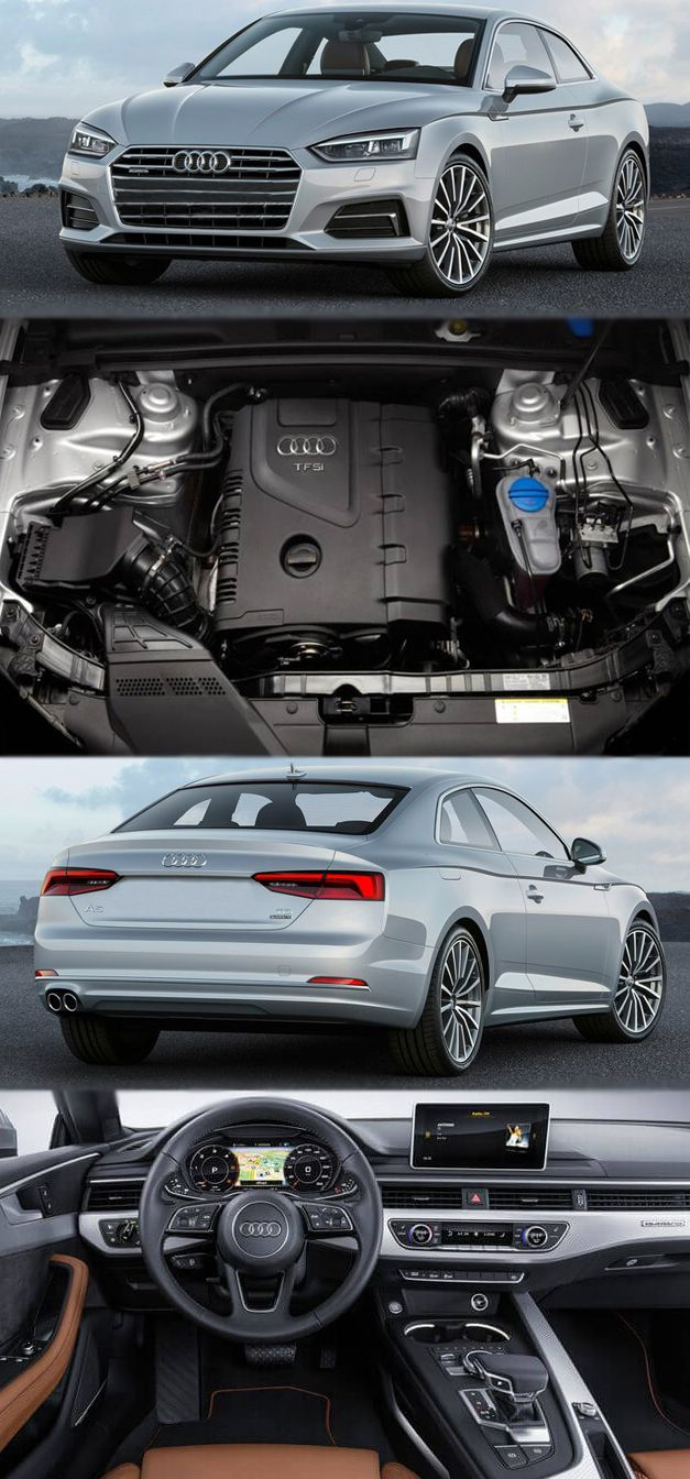 Sleek designs of upcoming new audi a5 with powerful engine features click here for more info