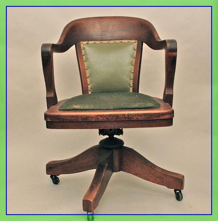 wooden office chair design