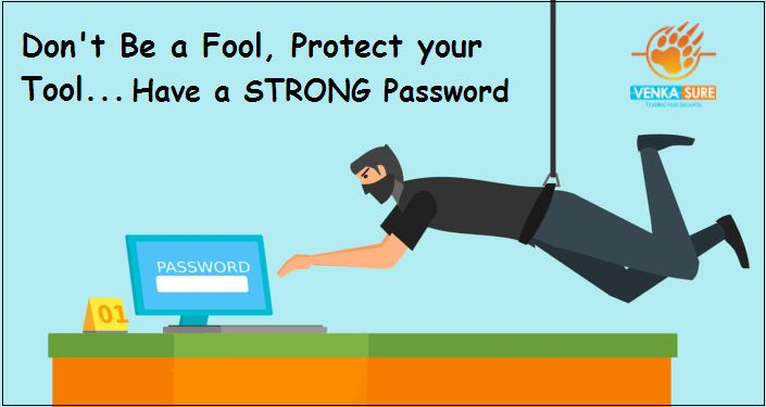 Today's Security Tip...!