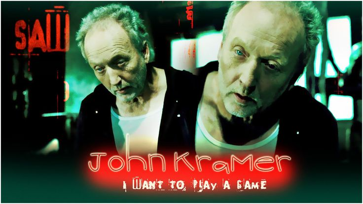 John Kramer Jigsaw SAW by Anthony258.deviantart.com on @DeviantArt
