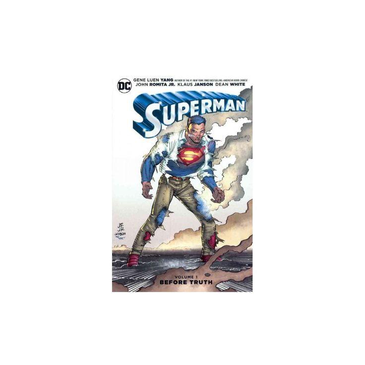Superman 1 : Before Truth (Prebind) (Gene Luen Yang)