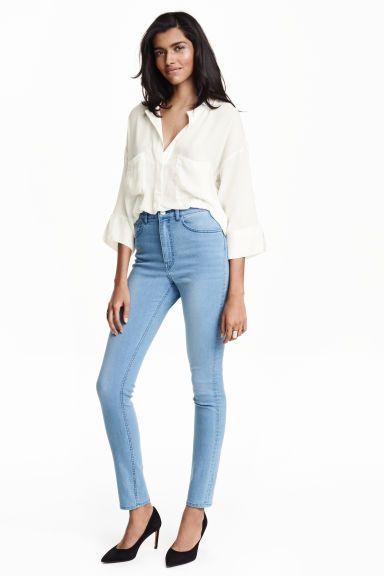 Pantaloni cu talie înaltă H&M - 100 lei