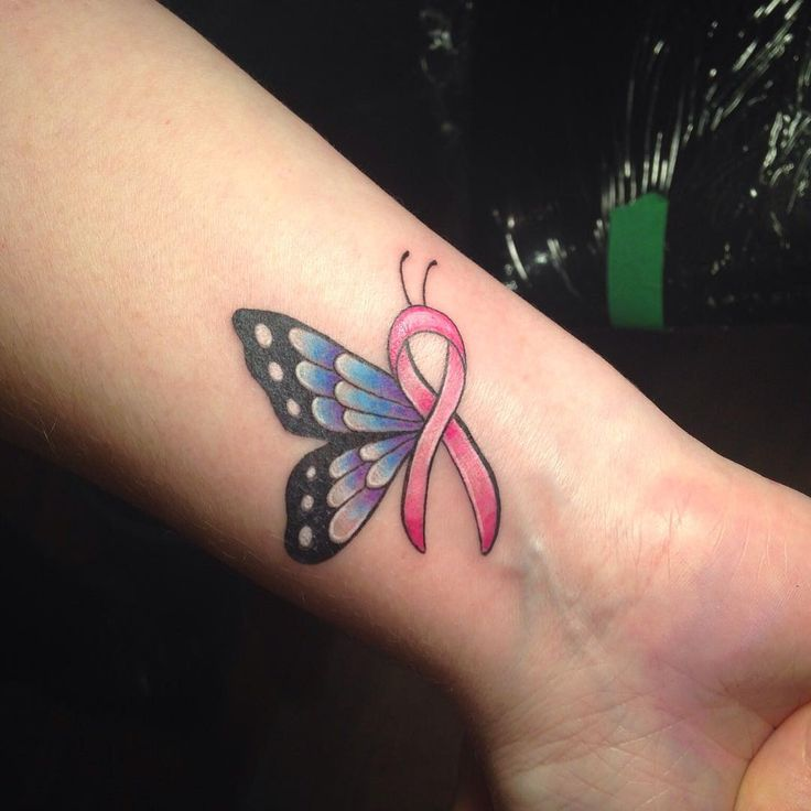 Tattoo Design Maker 1080 1080: Best 25+ Cancer Ribbon Tattoos Ideas On Pinterest