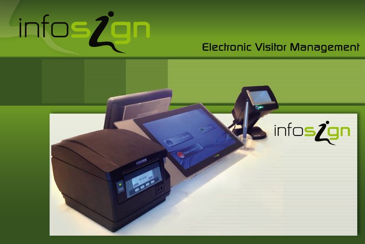 The INFOSIGN Electronic sign in system is the perfect solution to replace your current paper based sign in process. Visitors can now enter their details electronically or scan their licence, allowing you to capture quality information for compliance, security and marketing purposes.