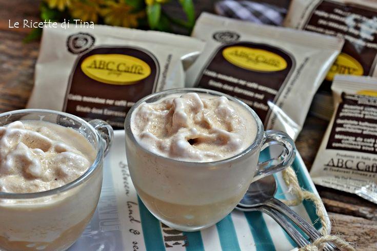 Crema fredda al caffè senza panna