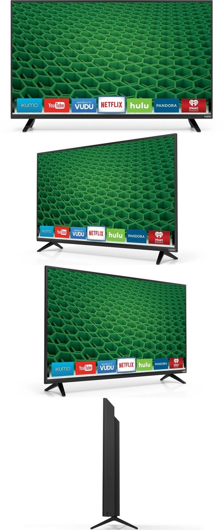 Smart TV: Vizio D-Series 50? Class Full?Array Led Smart Tv -> BUY IT NOW ONLY: $355.5 on eBay!
