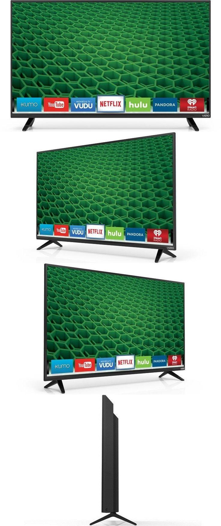 Smart TV: Vizio D-Series 50? Class Full?Array Led Smart Tv -> BUY IT NOW ONLY: $355.5 on eBay!