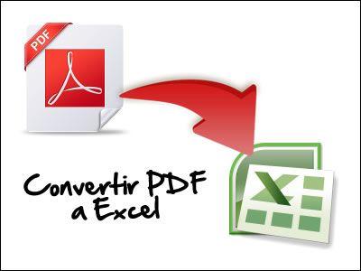 http://especialistasenexcel.com/ Aprende como convertir archivos que se encuentren en un formato distinto a Excel de forma rápida y fácil con herramientas online totalmente gratuitas, excelentes recurso para aplicar y recomendar.
