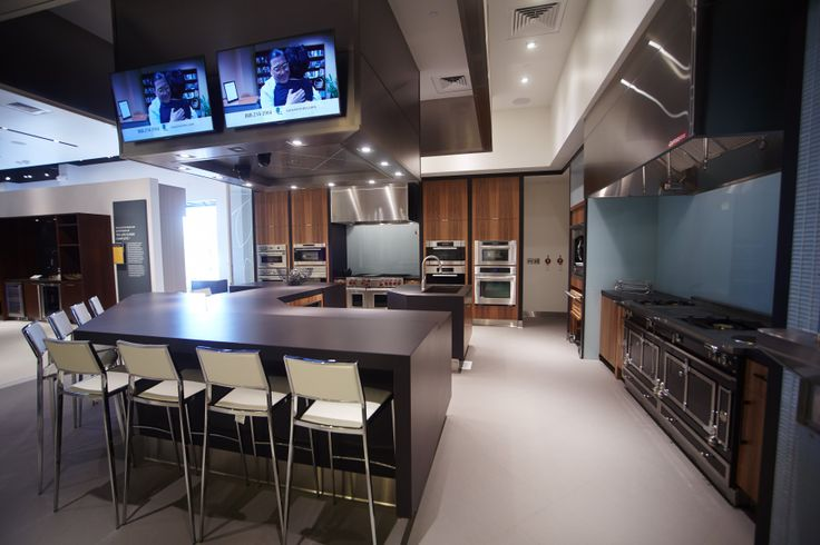 Savor demonstration kitchen pirch utc pirch san diego pinterest kitchens - Kitchen designer san diego ...