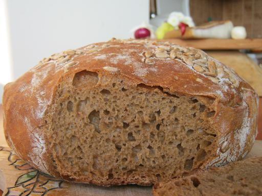 Воздушный хлеб в духовке - пошаговый рецепт с фото на Повар.ру
