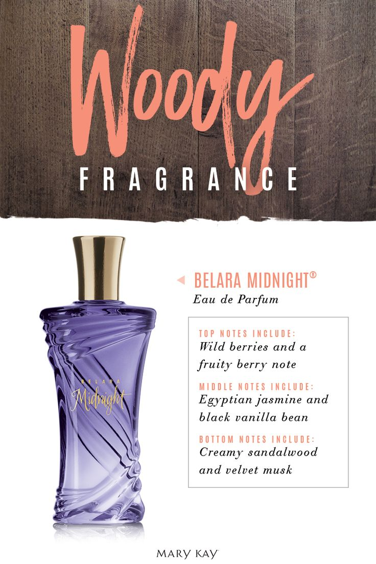 Express your feminine allure with notes of wild berries, sandalwood and Egyptian jasmine. Tip: Apply this woodsy musk on pulse points where your skin is warmer – neck, wrist, bend of arm and back of knee – to help the fragrance evolve and provide a better sensory experience.