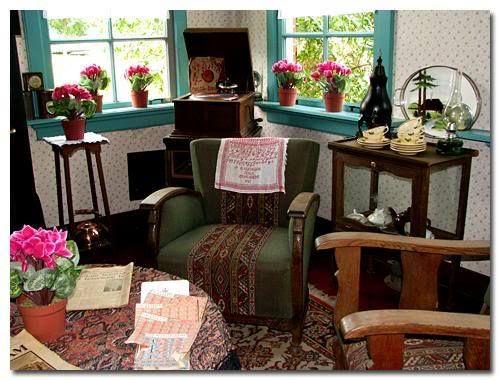 de huiskamer van de jaren 50 dutchy home history living room home comforts