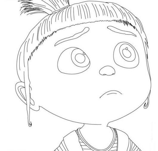 despicable me antonio coloring pages - photo#21