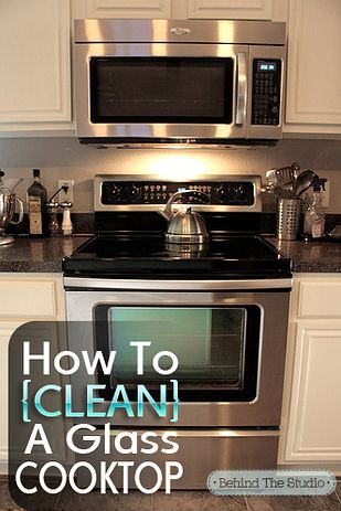 Glass Cooktop | How To Clean (Almost) Anything And Everything