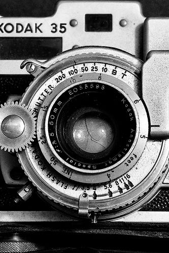 #kodak 35 rangefinder camera