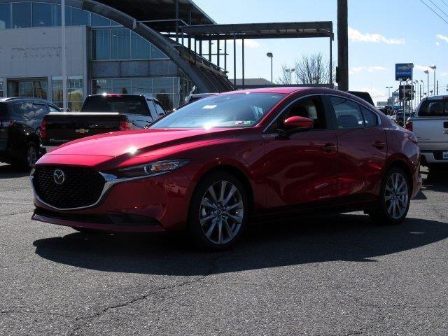 2019 Mazda Mazda3 Sedan W Preferred Pkg In 2020 Mazda Mazda3 Mazda 3 Mazda