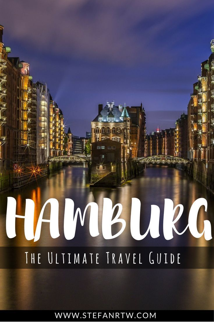 Heading to Germany? Wondering about all of the different things to do in Hamburg? This helpful travel guide will make it easier for you to plan your visit to this beautiful north German city!
