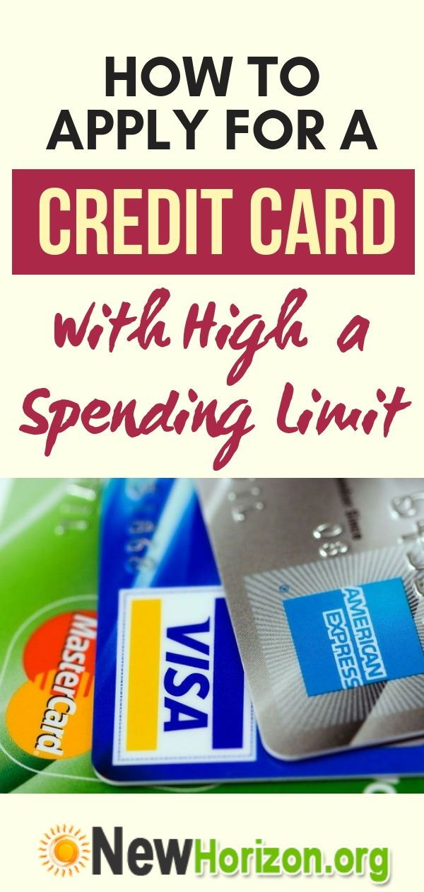 How Can I Get a Bad Credit Credit Card with a High Spending