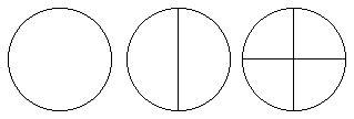 Breukencirkels zijn altijd handig om in je bovenbouwgroep bij de hand te hebben. Je hebt ze nodig als je in groep vijf over begrippen als 'een kwart' spreekt, of in groep 6 voor het eerst breuken aanbiedt. Maar ook bij het aanbieden van procenten in de groepen 7 en 8 kunnen ze handig van pas komen.