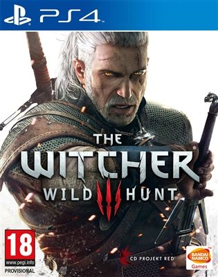 The Witcher Wild hunt day one edition