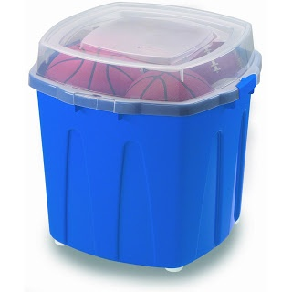Homebrew Finds: Great Deal: 80 Quart Rolling Storage Bin   $12.98!