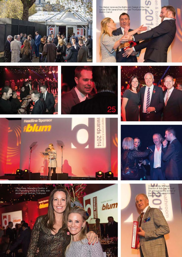 Photos Of All the winners from the kitchen and bathroom industry us biggest design honours December Designer Kitchen