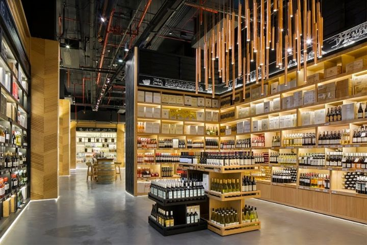 Peninsula Store by ARRCC, Abu Dhabi – Dubai » Retail Design Blog