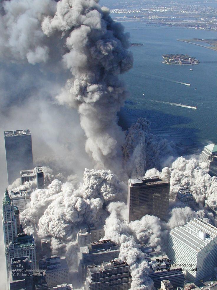 9/11 WTC Collapse