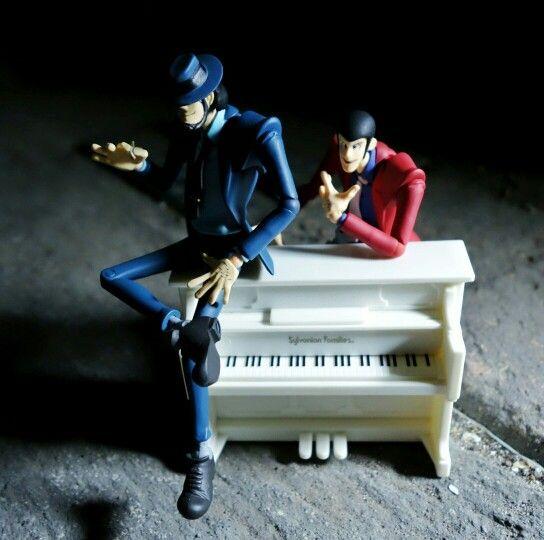 Jigen & lupin band