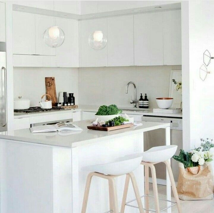 23 best Küche images on Pinterest Kitchen ideas, Kitchen and - Küchen Weiß Hochglanz