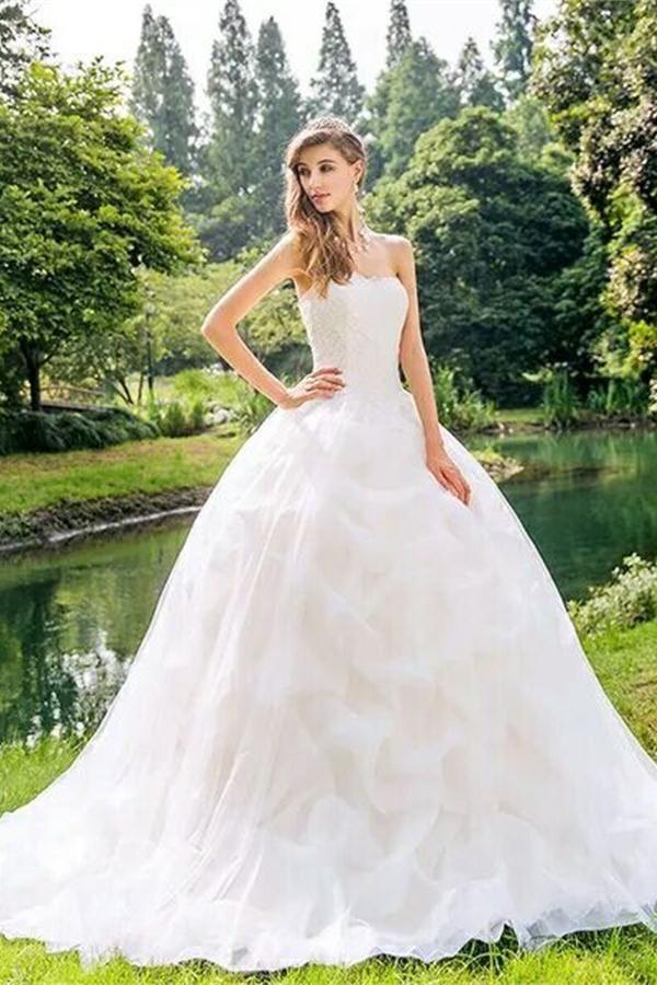 Wedding Dresses Cheap, Wedding Dresses Lace, Wedding Dresses Ball ...