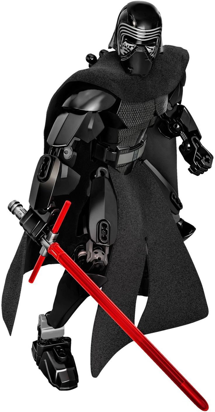 Image result for lego kylo ren buildable figure
