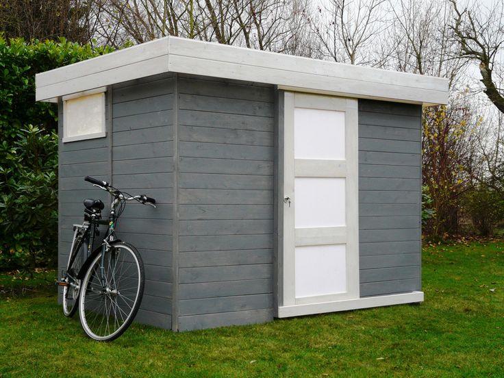 Abri de jardin Lund 6.69 m² - 3.03 x 2.21 x 2.07 m - 19 mm