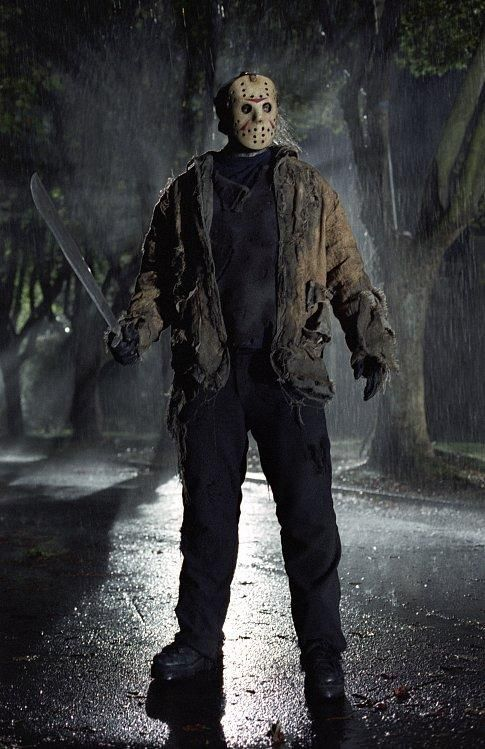 Jason Voorhees from the Friday the 13th franchise