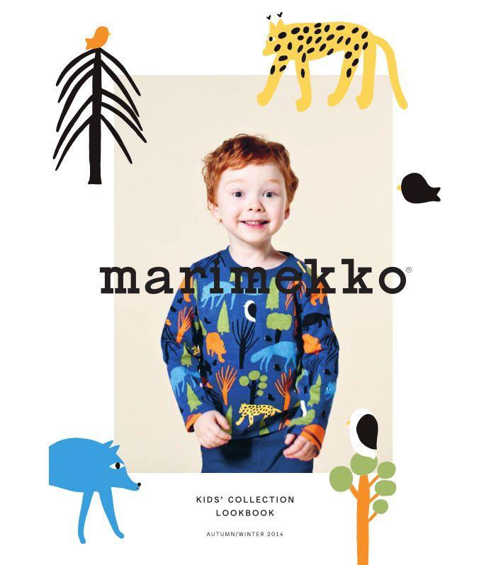 Marimekko AW2014 Kids Collection   NordicDesign