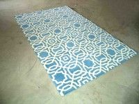 RUG VILLAGE 152x244cms Hand Made Wool (AA)