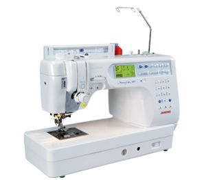 Janome Memory Craft 6600P | Best Sewing Machines for Beginners