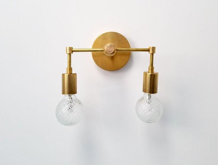 Bathroom Sconces Facing Up Or Down 90 best master bath lighting images on pinterest | wall sconces