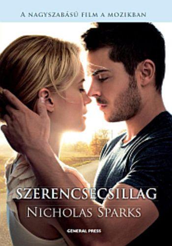 (28) Szerencsecsillag · Nicholas Sparks · Könyv · Moly