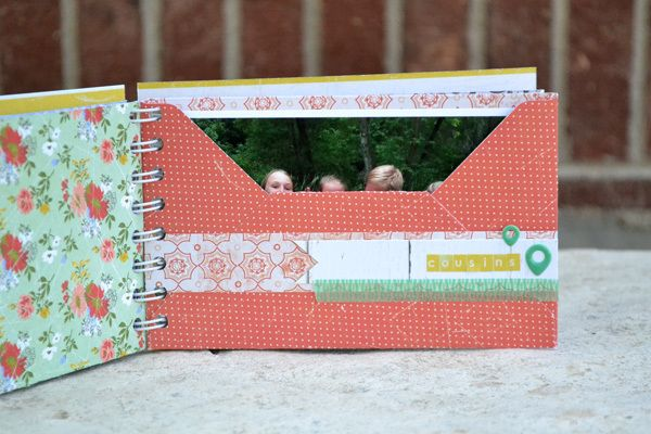 Envelope Punch Board Reunion Book | We R Memory Keepers Blog