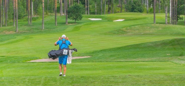 #linnagolf #vanajanlinna #golf