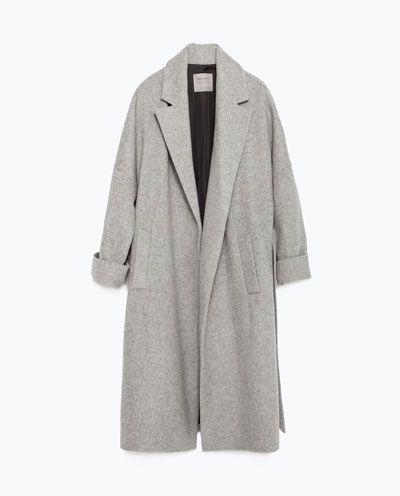 Manteau en laine pour femme
