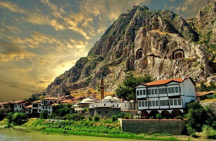 Amasya -Turkey