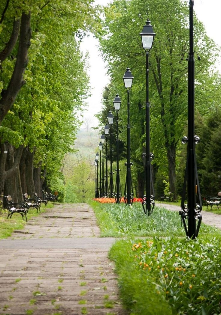 Copou Iasi Romania park jassy Moldova Moldavia