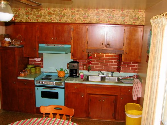 1960s Kitchens 183 best 1960 kitchen images on pinterest | retro kitchens